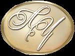 логотип Ломоносовская усадьба