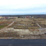 Завершено снятие грунта под строительство ТХ4