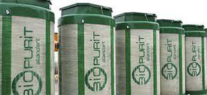 Инженерное обеспечение таунхаусов. BioPurit автоматизированная система очистки вод
