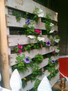 Обустройство маленького балкона. Вариант 2