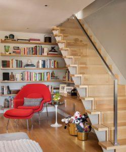 Как использовать лестницу в доме