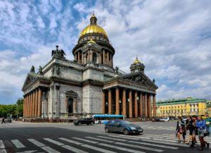 Архитектурные стили санкт-петербурга