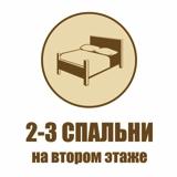 2 - 3 спальни в таунхаусах жк ломоносовская усадьба