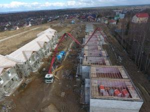 Таунхаусы от 71 метра от 4 млн.р