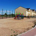 игровой комплекс для детей жилого комплекса Ломоносовская усадьба