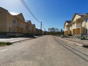 Сельская ипотека в ЖК Ломоносовская усадьба